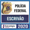 Rateio PF (Polícia Federal) 2020 - Escrivão + Passo Estratégico (ESTRATÉGIA)